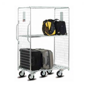 LUGGAGE TROLLEYS FOR GROUPS